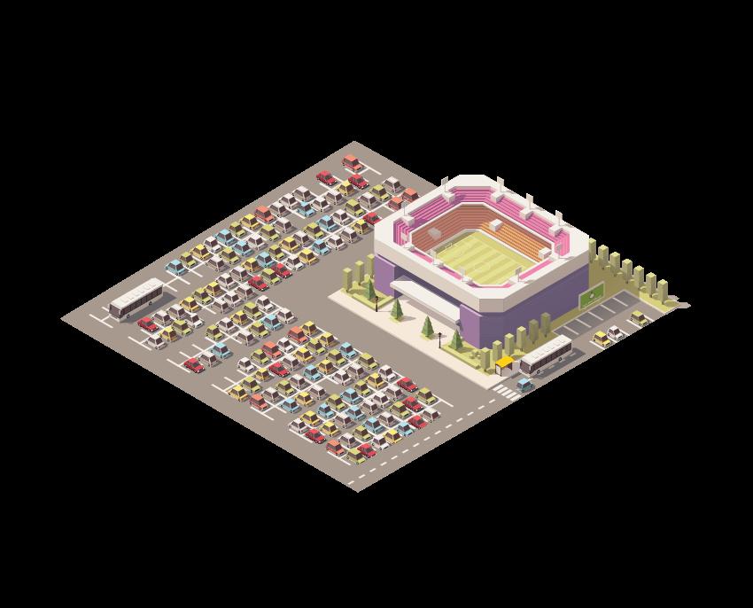 Travaux-installation-equipement-pour-evenements-dans-des-stades