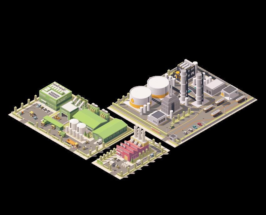 travaux-en-hauteur-difficiles-acces-sur-usine-pour-industrie