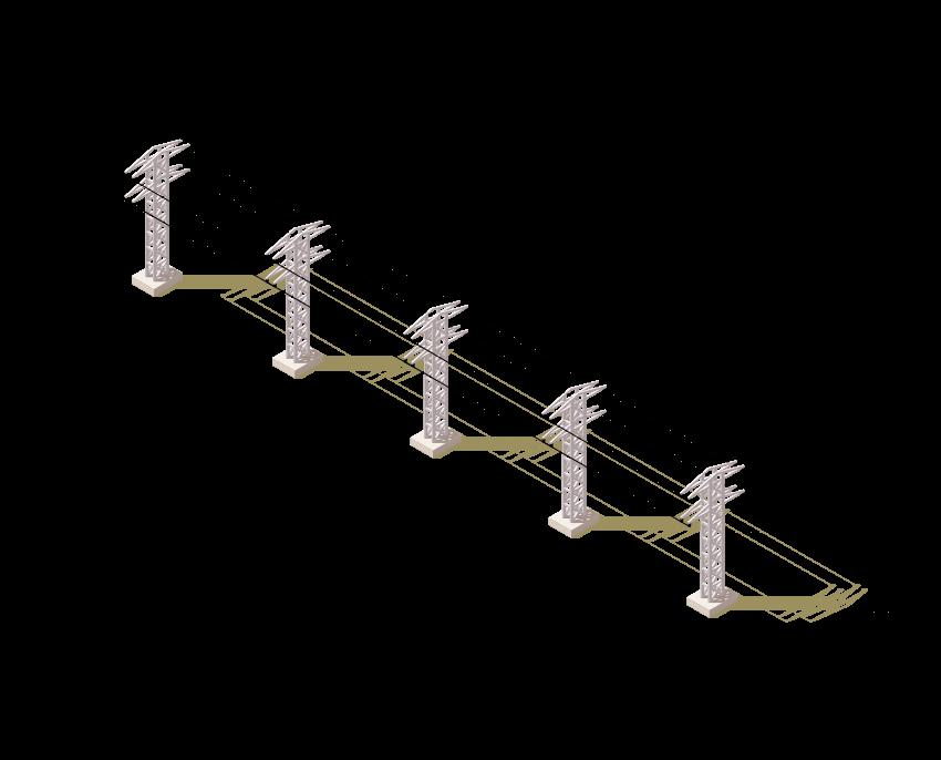 Travaux-sur-pylones-et-tours-eclairage-de-voies-ferres-en-drome